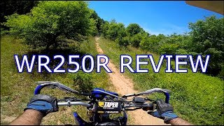 10. WR250R First Ride Review From a DRZ400SM Owner.