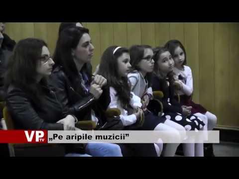 """""""Pe aripile muzicii"""""""