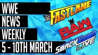 Nonton WWE NEWS - Recap - March 5th -10th - Fastlane 2017 , Raw, Smackdown Live Film Subtitle Indonesia Streaming Movie Download