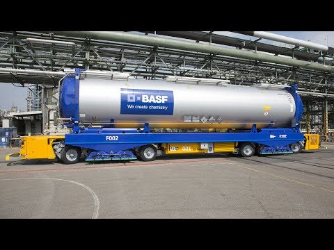 BASF-Ludwigshafen: Autonome Gefährte