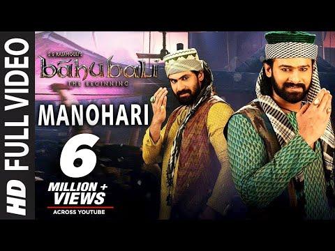 Manohari Video Song From Baahubali - Item Song