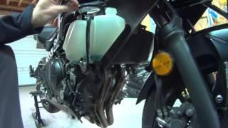 5. How To: Coolant Change - Ninja 650