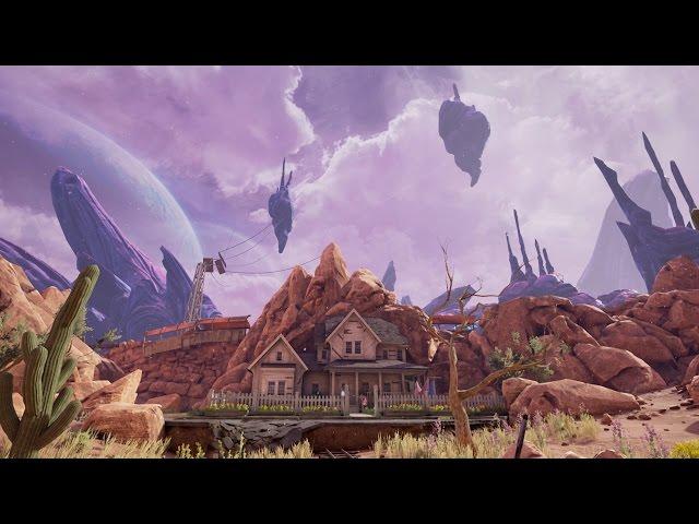 Видео к игре Obduction