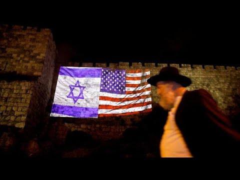 Απόφαση Τραμπ: Γιορτή στο Ισραήλ – Οργή στην Παλαιστίνη