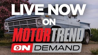 TEASER! Meet the Ford Muscle Truck!  - Roadkill Garage Ep. 22 by Motor Trend