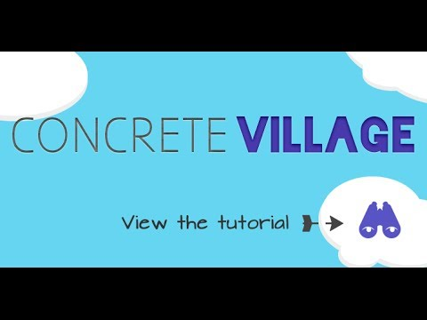 Video of Concrete Village