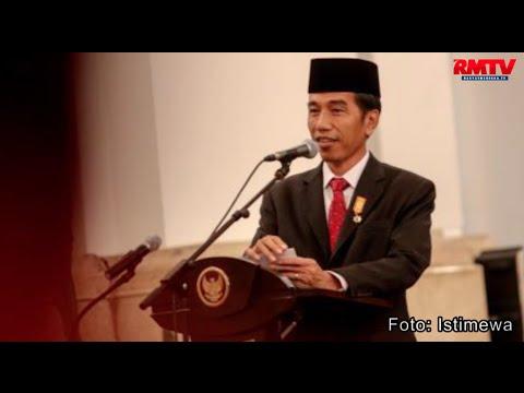 Jokowi Umumkan Reshuffle Kabinet Kerja Jilid II