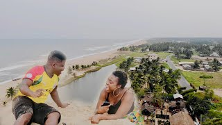 Video We Discovered A Hidden Paradise In Ghana! MP3, 3GP, MP4, WEBM, AVI, FLV Juli 2019