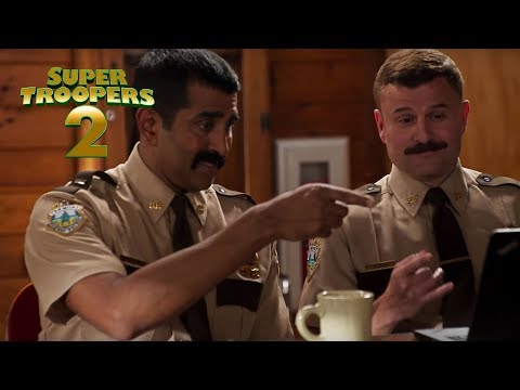 "SUPER TROOPERS 2 I ""Sorry"" TV Commercial 