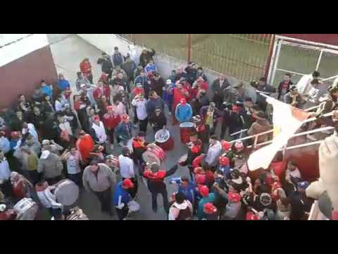 Previa LOS ANDES vs Argentinos Juniors - La Banda Descontrolada - Los Andes