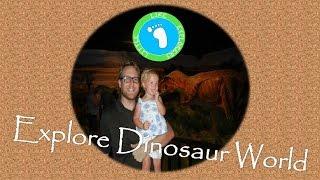 Dinosaur World: Where Dinosaurs Still Rule the Earth