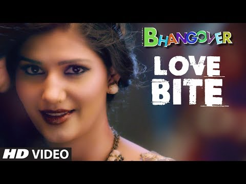 Love Bite Video Song  | Journey Of Bhangover | Sapna Chaudhary