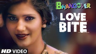 image of Love Bite Video Song  | Journey of Bhangover | Sapna Chaudhary