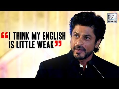 Shah Rukh Khan's Witty Reply On Not Working In Hol
