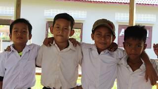 「貞松成の為せば成る」 〜カンボジア「あい・あい幼稚園 」開校式
