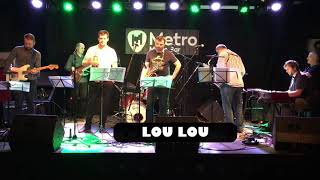 Aligator Bogaloo, Lou Lou band, Metro Music bar, Brno