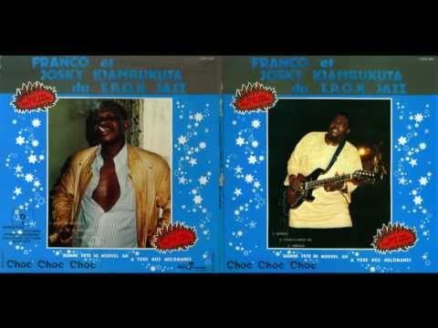 Laissez Passer (Matalanza) - Franco & Josky Kiambukuta du TPOK Jazz 1983