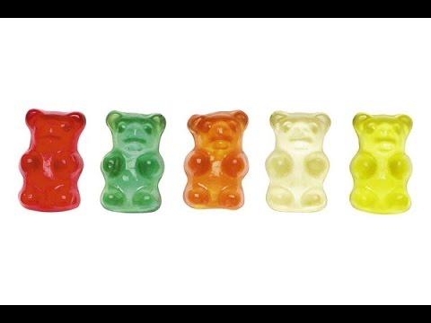 caramelle gommose: la gelatina considerata un veleno!