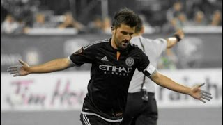 """David Villa New York City FC 2015 - All goals so far, music: Set Fire to the Rain (cover) - Chester See, Andy Lange, D-Trix, David Villa NYCFC 2015 HighlightsCopyright Disclaimer Under Section 107 of the Copyright Act 1976, allowance is made for """"fair use"""" for purposes such as criticism, comment, news reporting, teaching, scholarship, and  research. Fair use is a use permitted by copyright statute that might otherwise be infringing.  Non-profit, educational or personal use tips the balance in favor of fair use.David Villa vs St Mirren - friendly preseasonDavid Villa individual highlights in MLS season 2015David Villa First goal for Ney York City FC (David Villa, the first player in New York City FC history, scored the first goal in the expansion club's historic home opener vs New England  Revolution)Goals in this video: David Villa goals against Montreal Impact, St. Mirren, Houston Dynamo and against Philadelphia Union, David Villa both goals against Montreal Impact 04.07.2015, David Villa best assists for New York City FCDavid Villa New York City FC individual HighlightsDavid Villa 2015 in the MLS - best skills and all goals so far"""