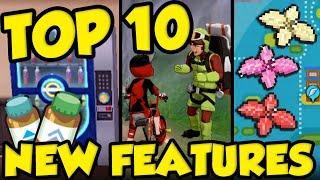 BEST NEW POKEMON ISLE OF ARMOR GAMEPLAY FEATURES! Top 10 New Pokemon Isle Of Armor Features! by Verlisify