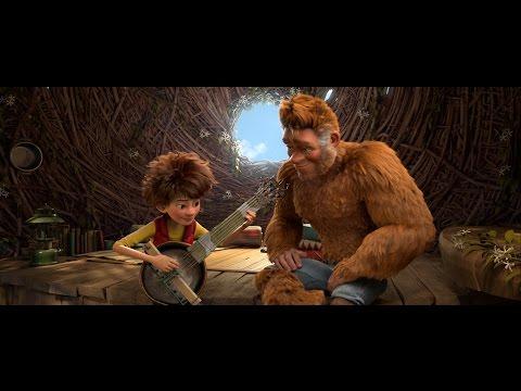 Trailer oficial Bigfoot Junior (The Son of Bigfoot 3D) (2017)
