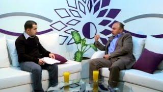 برنامج حوار واراء يستضيف أسامة عابد مدير عام الإدارة العامة للترددات والارسال في وزارة الاتصالات