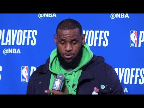 Cleveland Cavaliers F LeBron James on Indiana Pacers: They just played inspired basketball