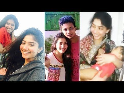 Sai Pallavi Family Photos || Facts Corner ||