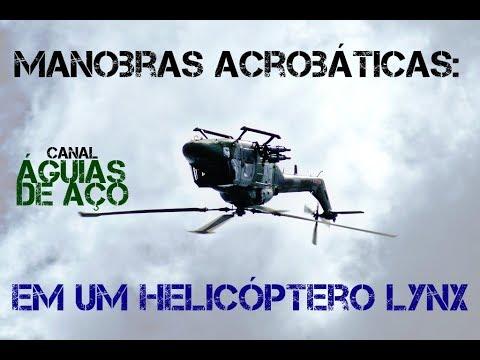 Veja o primeiro helicóptero totalmente acrobático do mundo