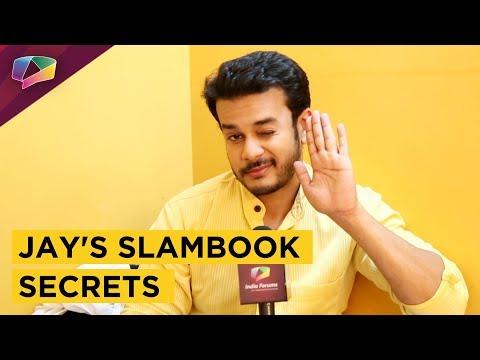 Jay Soni Aka Bakool Shares His Slambook Secrets |