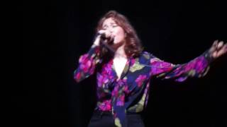 Regina Spektor While My Guitar Gently Weeps live at Liverpool Empire 8th August 2017 MVI 0201