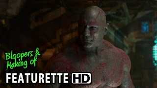 Guardians of the Galaxy (2014) Featurette - Gamora and Drax