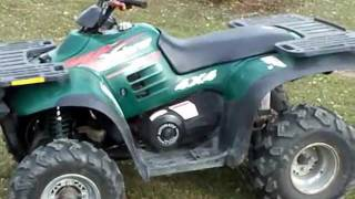9. 1996 Polaris Xplorer 300 4x4