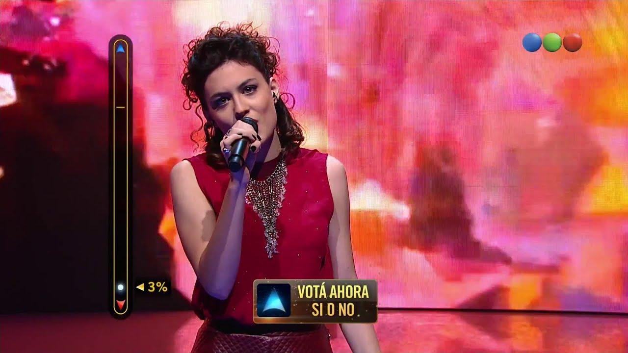 [HD] Victoria Bernardi – Call Me Maybe (Elegidos) #Elegidos