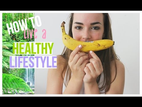 How to Live a Healthy Lifestyle! | Reese Regan