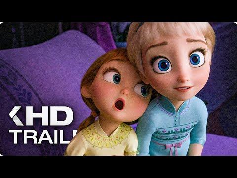 FROZEN 2 - 6 Minutes Trailers (2019)