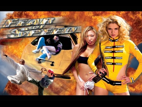 FEAR OF SPEED: A Most Outrageous Action Parody Movie
