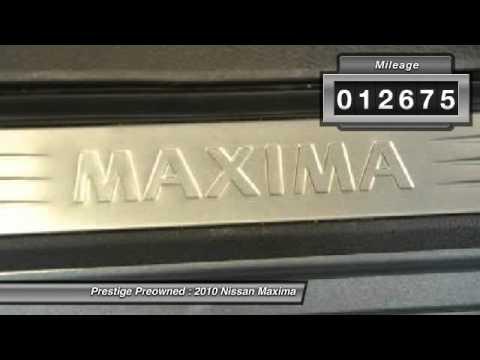 2010 Nissan Maxima  Mahwah NJ 07430