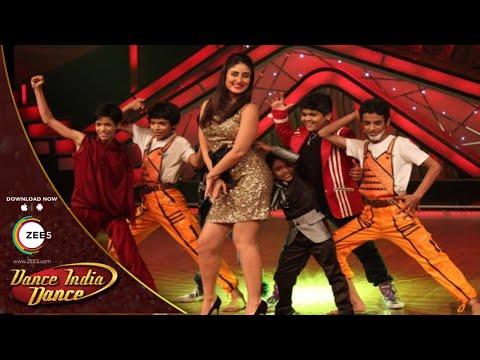 Video BEAUTIFUL Kareena Kapoor Magical Performance On Dance India Dance - FULL EPISODE download in MP3, 3GP, MP4, WEBM, AVI, FLV January 2017