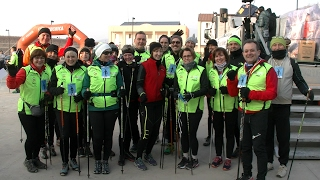 Nordic Walking Challenge 2017 - prima tappa - Valdobbiadene