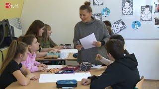 Náhled - Jazykový kurz na ZŠ Vodní s anglickými lektory