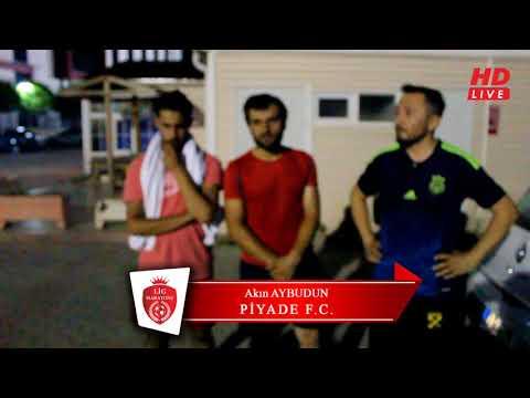 ATSIZ FK - Etimesgutgücü Sk  ATSIZ FK - Piyade F.C. Basın Toplantısı