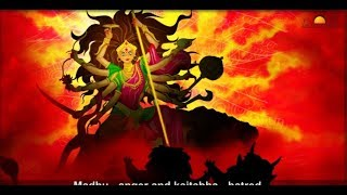Secret of Navratri How To Destroy Anger And Hatred
