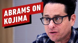 J.J. Abrams Celebrates Hideo Kojima and Death Stranding by IGN