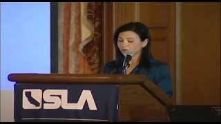 SLA Annual Meeting 2011 Joy Erven