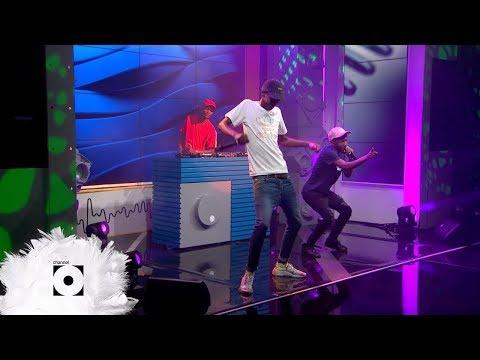 Semi Tee, Miano and Kammu Dee Perform 'Labantwana AmaUber' - Massive Music   Channel O