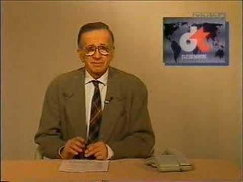 Jacek Fedorowicz - Dziennik Telewizyjny [02]