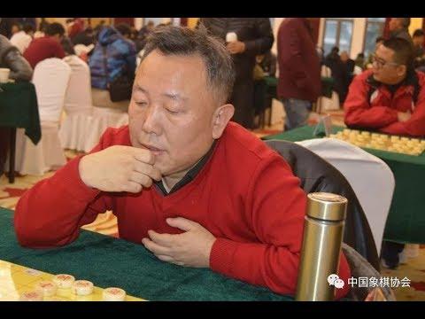Thi đấu giao hữu: Lưu Tông Trạch vs Hà Văn Tiến (ngày 07/01/2018)