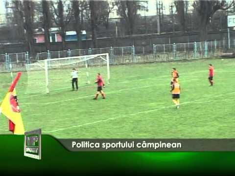 Politica sportului câmpinean