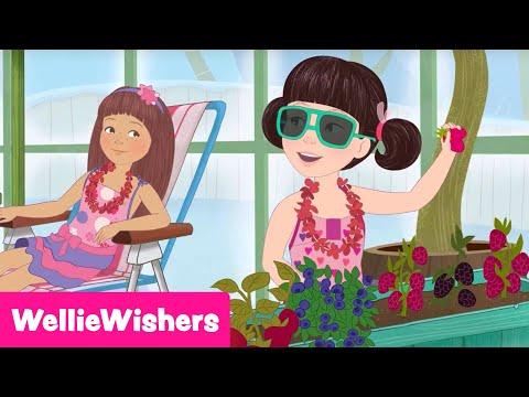 Ants in My Plants | Animated Series Season 2 Full Episode 3 | @American Girl WellieWishers
